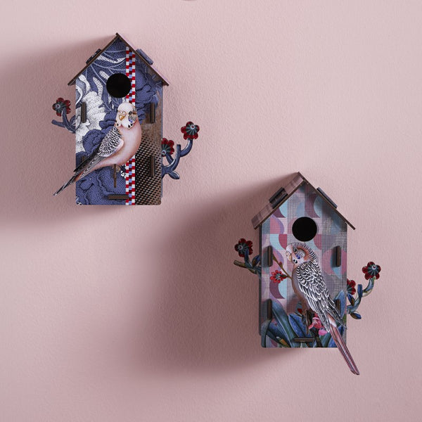 Bird House 2 Floors - Sweetheart, HOME DECOR, MIHO UNEXPECTED, - Fabrica