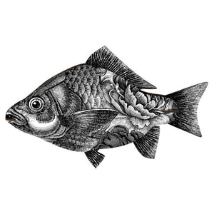 Fish - The Entrepreneur, HOME DECOR, MIHO UNEXPECTED, - Fabrica