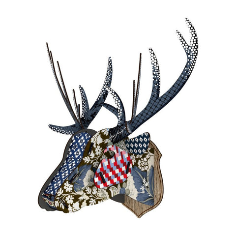 Trophy Deer - The Runner, HOME DECOR, MIHO UNEXPECTED, - Fabrica