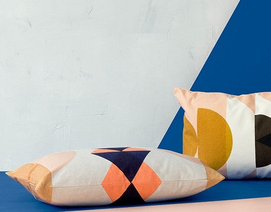 Totem Cushion - Coral, HOME DECOR, FERM, - Fabrica