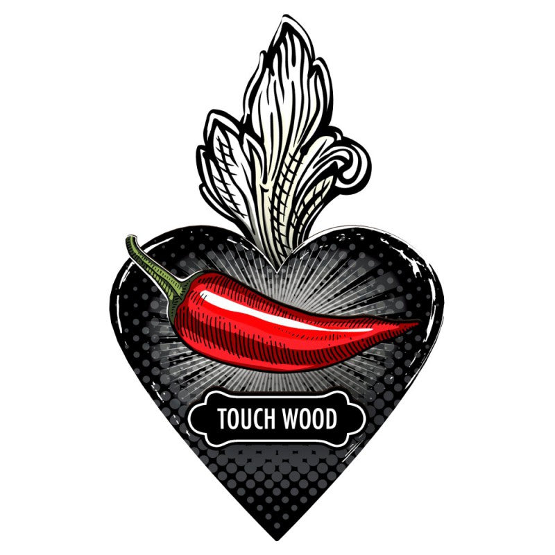 Decorative Heart - Touch Wood / Tanta Fortuna, HOME DECOR, MIHO UNEXPECTED, - Fabrica