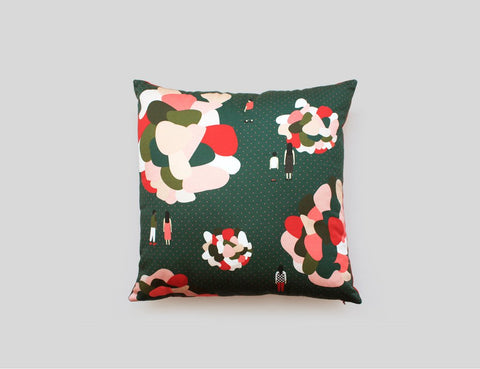 Walk Cotton Cushion, HOME DECOR, MY FRIEND PACO, - Fabrica