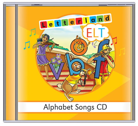 ELT Alphabet Songs (CD)