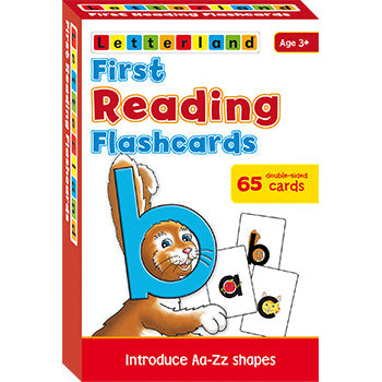 First Reading Flashcards