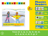Phonics Readers Set 3 App