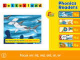Phonics Readers Set 4 App