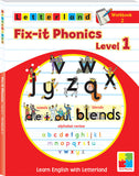 Fix-it Phonics - Level 1 - Workbook 2