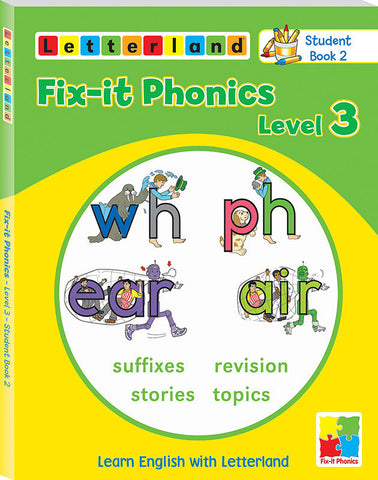 Fix-it Phonics - Level 3 - Studentbook 2