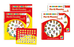 Fix-it Phonics Level 1