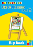 Fix-it Phonics - Level 2 - Big Book