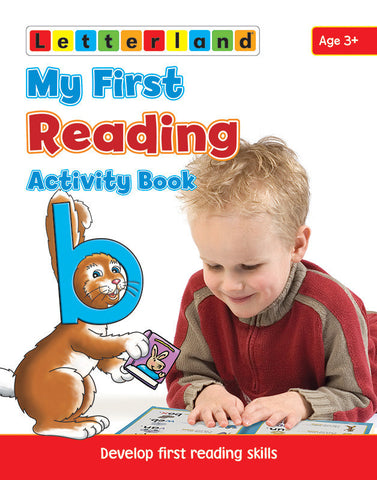 My First Reading Activity Book