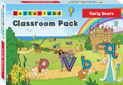 Letterland Early Years Pack