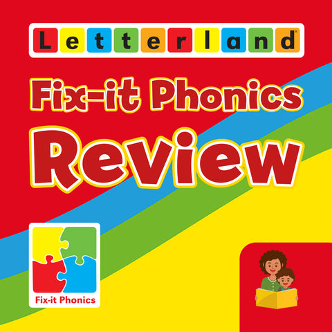 Fix-it Phonics Review App