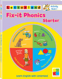 Fix-it Phonics - Starter Level - Activity Book 1