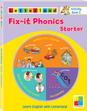 Fix-it Phonics - Starter Level - Activity Book 2