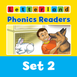 Phonics Readers Set 2 App