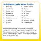 Fix-it Phonics Starter Songs