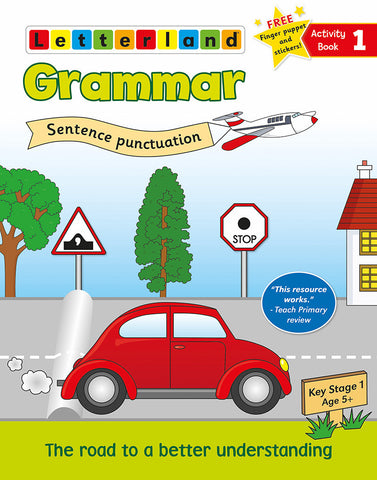 Grammar Activity Book 1