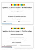 Spelling Stations 2 Teacher's Guide