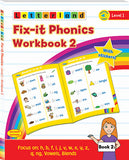 Fix-it Phonics - Level 1 - Workbook 2 (2nd Edition)