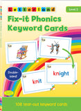 Fix-it Phonics - Level 3 - Keyword Cards (2nd Edition)