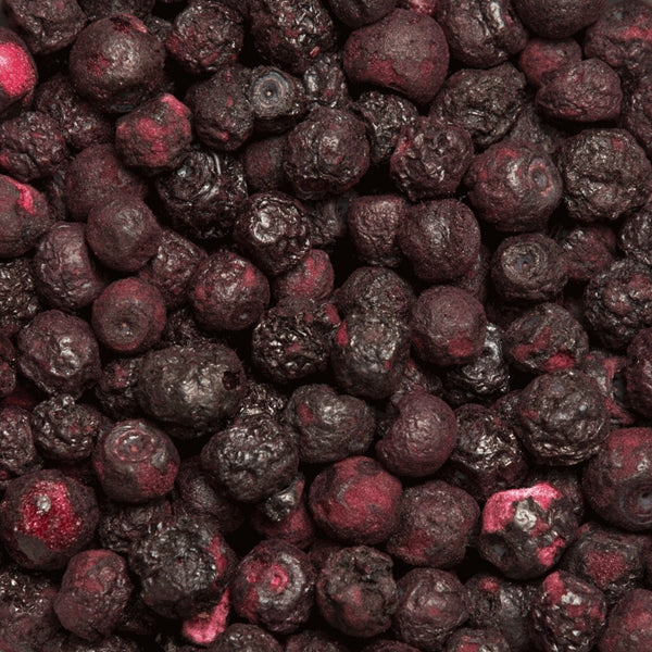 (Pack of 10) 100 Calories ALL SHADES OF FROST set by Calsway - Freeze Dried Whole Berries Assorted