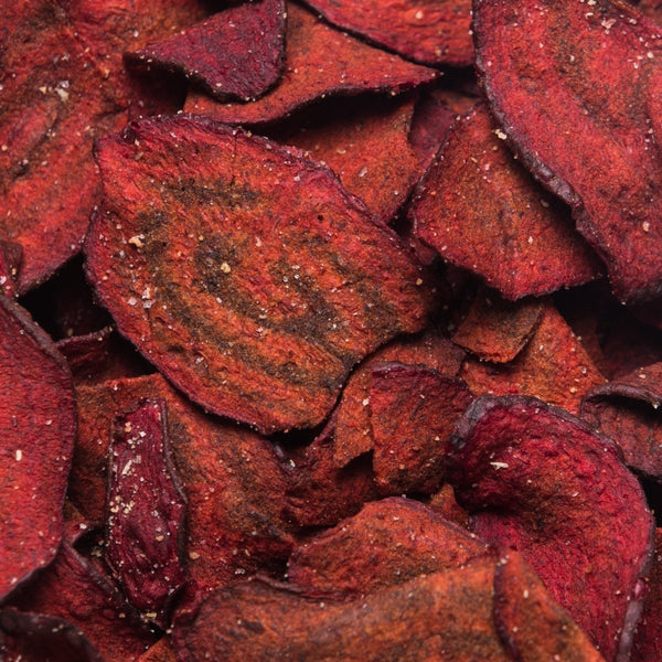 (Pack of 6) 200 Calories Nana's Beetroot Crisps by Calsway