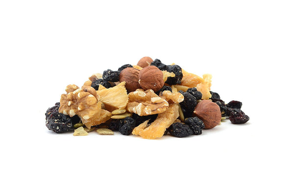 (Pack of 6) 200 Calories SHERPA Nuts, Fruits, Berries and Seeds Mix by Calsway
