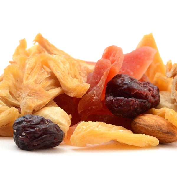 (Pack of 6) Assorted NUTS AND BERRIES Mixed Packs by Calsway