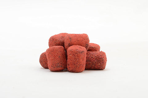 (Pack of 6) 150 Calories No Added Sugar STRAWBERRIES AND MINT ROCK'N'ROLL BALLS by Calsway