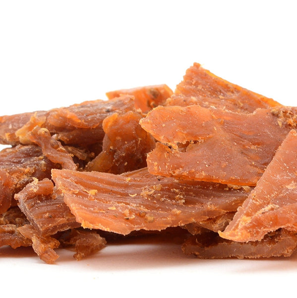 (Pack of 6) 100 Calories HONEY and GARLIC Taste TURKEY Jerky by Calsway