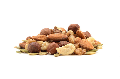 (Pack of 6) 250 Calories CHEEKY SQUIRREL Nuts Mix by Calsway