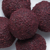 (Pack of 6) 150 Calories Plums & Chili Rock'n'Roll balls by Calsway, Source of Energy, great for Raw and Vegan diets