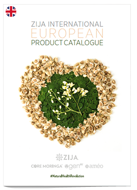 Zija International Europe Product Catalogue - English