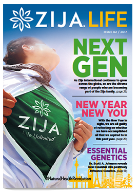 Zija Life Magazine - Issue 02 - 2017