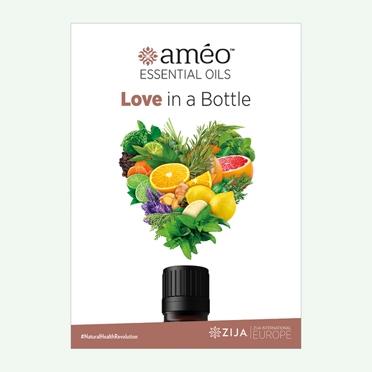 Améo® A1 Brand Poster - DIGITAL DESIGN FILE