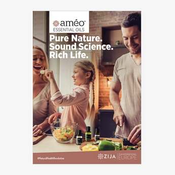 Améo® A1 Lifestyle Poster - DIGITAL DESIGN FILE