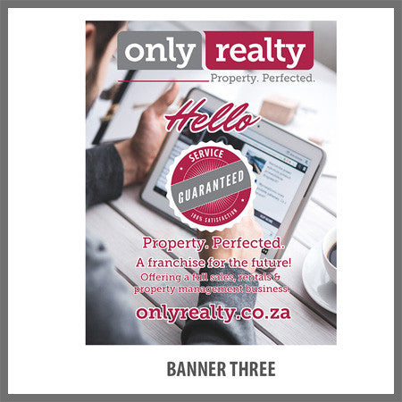 Pull Up Banner - Design Three