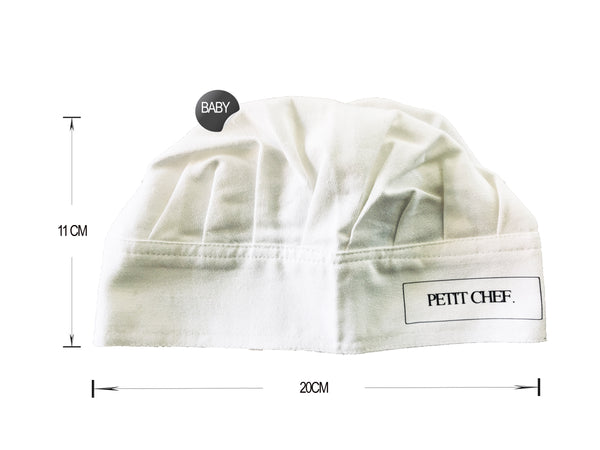 Traditional Petit Chef Hat