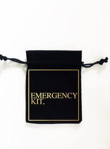 EMERGENCY KIT PARTY GIFT BAG BIGOUDI BIGOUDA