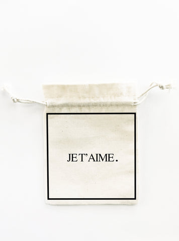 je taime favour bag french bigoudi bigouda