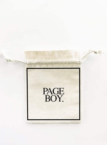 PAGE BOY FAVOUR BAG BIGOUDI BIGOUDA