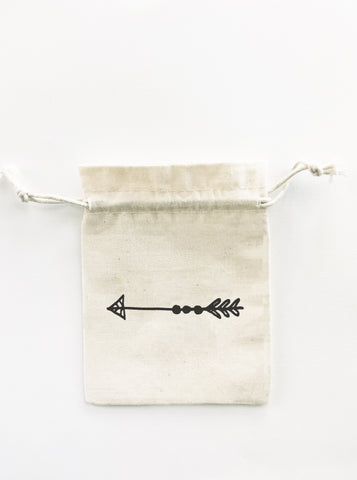 BOHO ARROW PARTY FAVOUR BAG BIGOUDI BIGOUDA