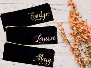 cosmetic case personalised