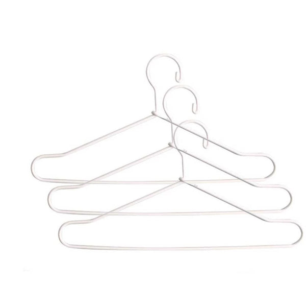 5PCS/LOT 12CM Metal Hangers