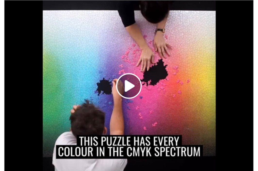 UNILAD colour challenge video