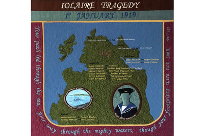 'Through Mighty Waters...' Commemorating the Iolaire Disaster