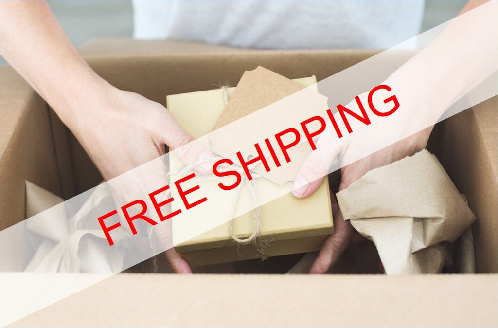 SHIPPING OFFERS - 4 Days Only