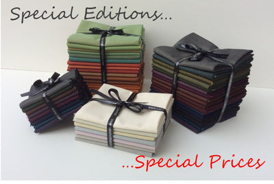 Limited Editions + ColourBox  15% OFF