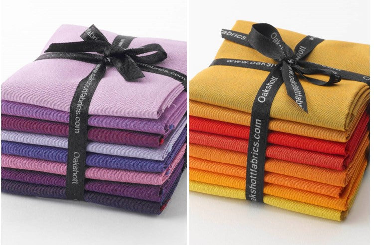 Save 20% on Orchid & Mango Fat Quarter Packs